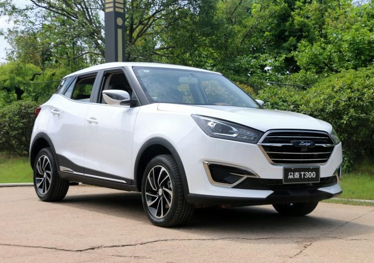 74,000 Units Sold, Zotye Pre-deficit 270 to 320 Million Yuan in the First Hlf of 2019