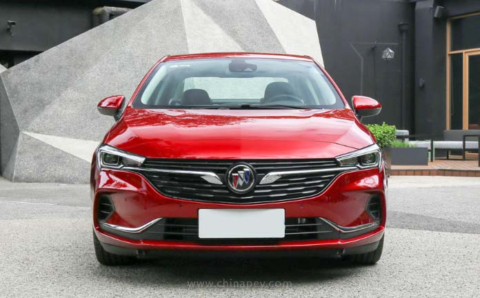 The 2020 Buick Verano Is a China-Only Facelift Launched in Chinese Market