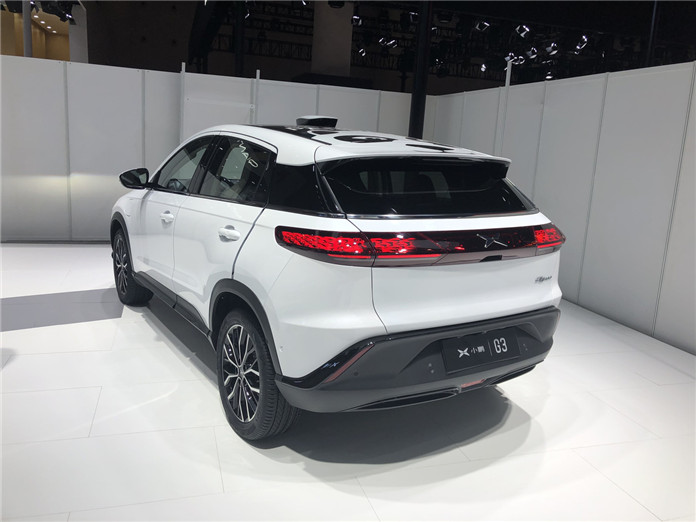 Xpeng Motors Launched 2020 Xpeng G3 and Debuted Xpeng P7 At 2019 Chengdu Motor Show