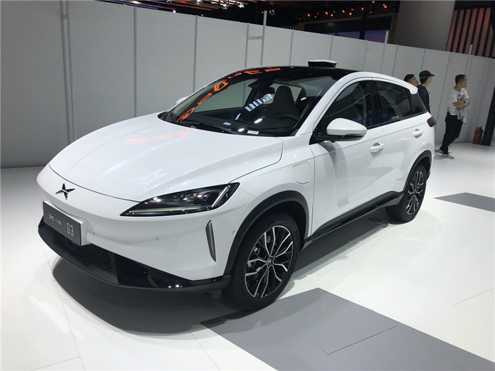 2020 Xpeng G3 Technical Specs