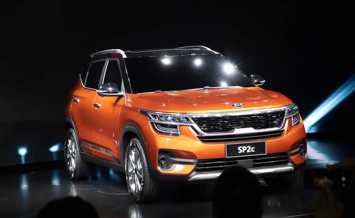 All-New Kia KX3 (Seltos) China Version Debut on 2019 Chengdu Motor Show
