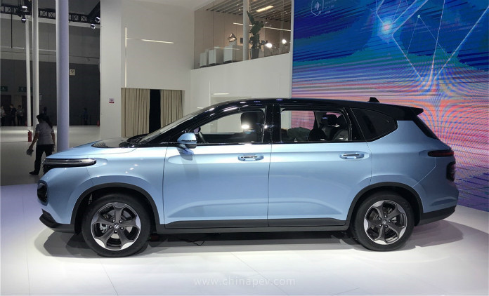 SGMW Launched Baojun RC-6 & RM-5 At 2019 Chengdu Motor Show, Both Features L2 Driving Assistance