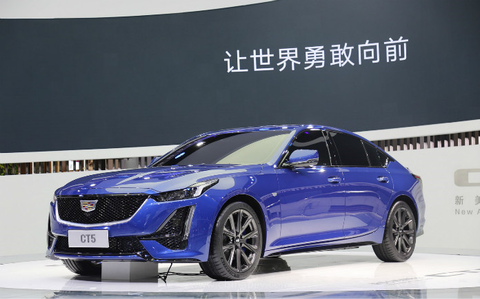 Cadillac CT5 China Version Debut On 2019 Chengdu Auto Show