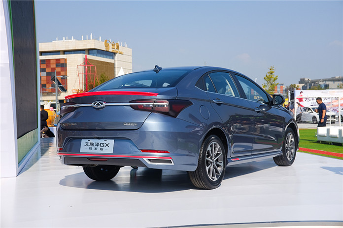Chery Arrizo GX Has a New Version, The Chery Arrizo GX Champion Edition is Powered by 1.5L
