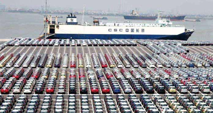 China Auto Exports Increased by 3.1% in the First Half 2019, Average Price Exceeded US,000