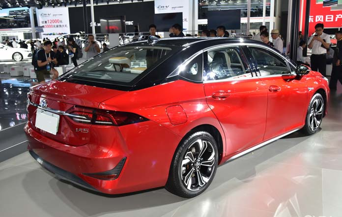 GAC Toyota iA5 Is Totally a Sibling of GAC Aion S