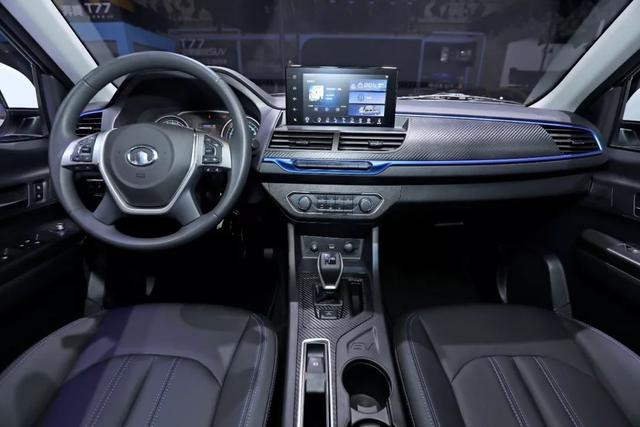 Great Wall Motors Released the Wingle 7(Fengjun7) Electric Version At 2019 Chengdu Motor Show