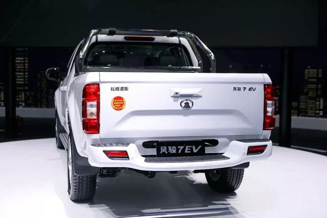 Great Wall Motors Released the Wingle 7(Fengjun7) Electric Version At 2019 Chengdu Motor Show