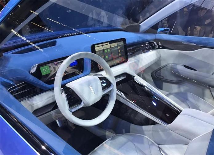 Great Wall Motors Luxury Brand WEY Debuted WEY-S Concept Car At 2019 Frankfurt Motor Show
