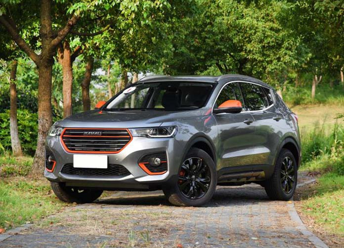 Haval H4 Pro Is Ready In Chinese Market