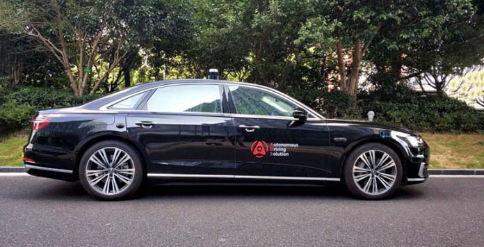 Huawei Pushes L4 intelligent driving Technology and Has Been Tested in Audi