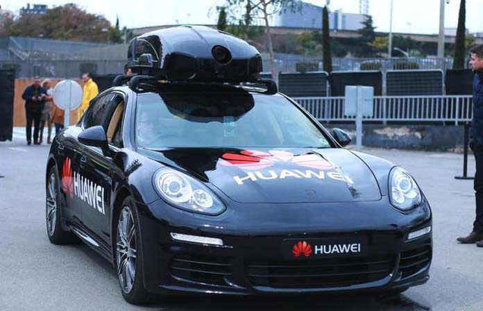 70 Companies Such as Daimler, BMW, Huawei  Set up Automatic Driving Alliance in China