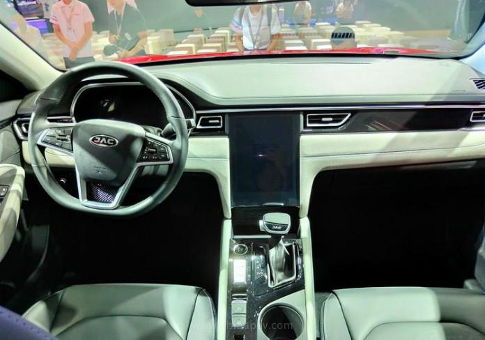JAC's New Sedan Jiayue A5 (A432) Debut on 2019 Chengdu Auto Show