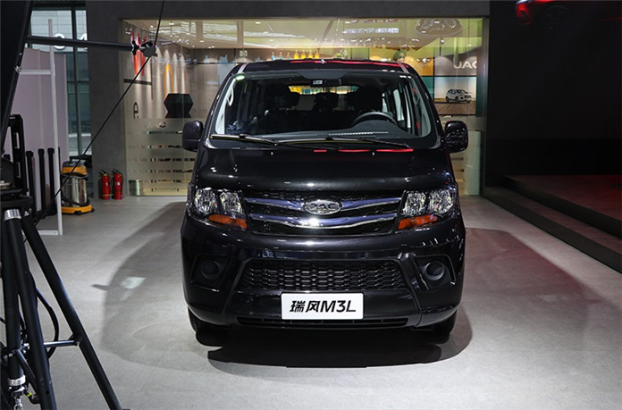 JAC Refine (Ruifeng) M3L Long-Wheelbase Version Released At 2019 Chengdu Auto Show