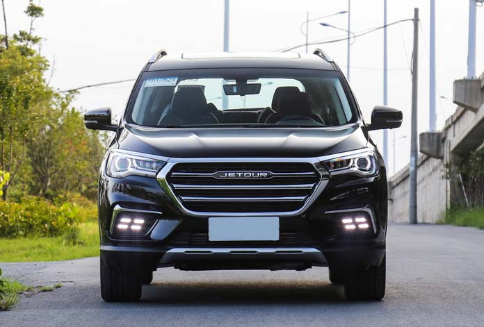Jetour X90 1.6T models are Available in Chinese Market