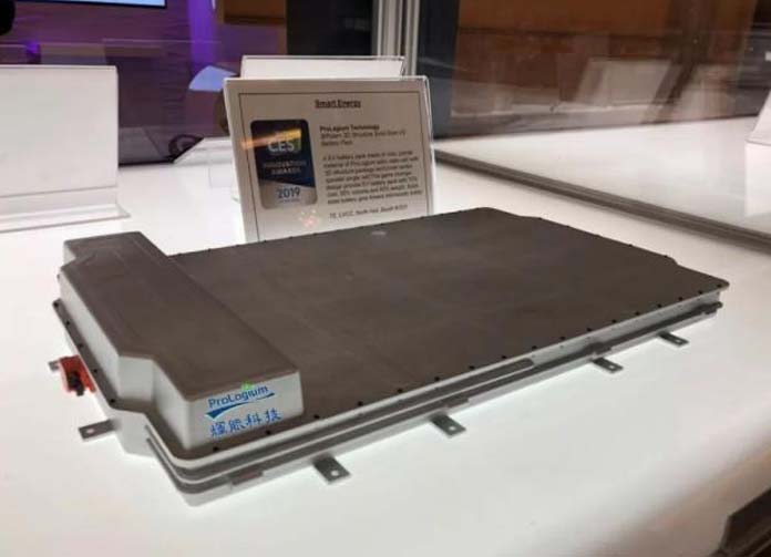 AIWAYS Auto Layout Solid State Battery in Cooperating with ProLogium Tech