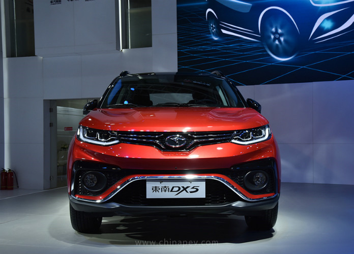 2019 Soueast DX5 Technical Specs