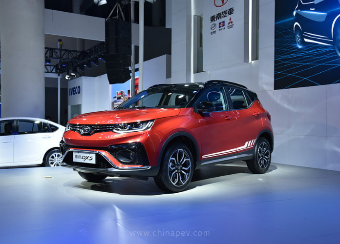 SOUEAST AUTO Launched Soueast DX5 in China, A Small SUV With Price Starting At 69,900 Yuan (US,774)