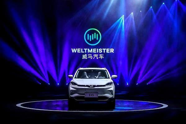 Geely Sued Chinese EV Startup WM Motor, Claiming up to US0 Million