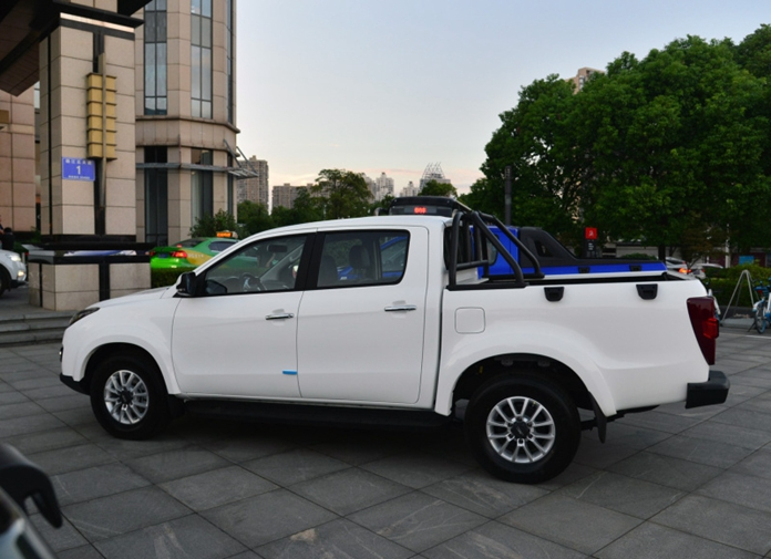 2019 JMC Yuhu 3 Is Ready in Chinese Market