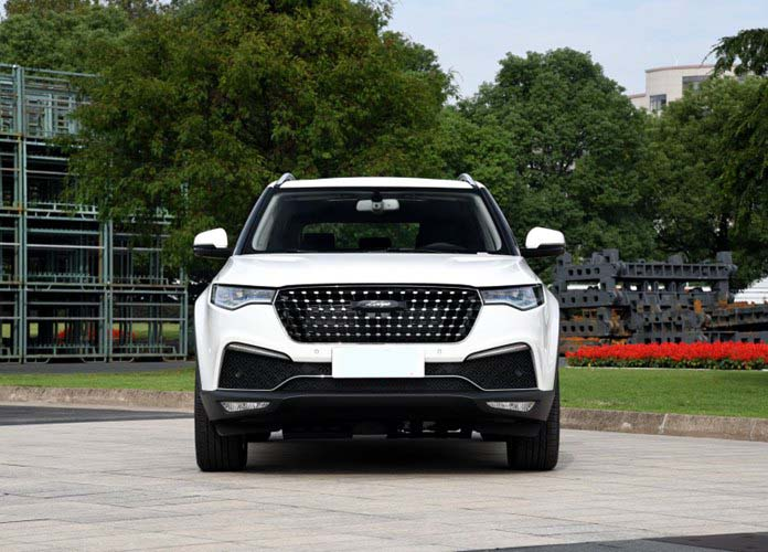 2020 Zotye T700 Opens for Pre-sale, Price Starts At 119,900 yuan