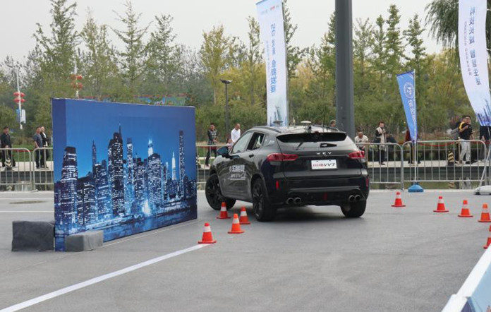 Great Wall Motors Launches L4 Autopilot Experience, Deep Integration of 5G Technology