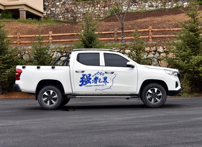 Changan Kaicheng (KAICENE) F70 Is Ready In Chinese Market