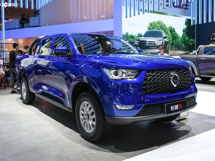 Great Wall Motors' Pao (P-series) Pickup Commercial Version Starts for Pre-Sale