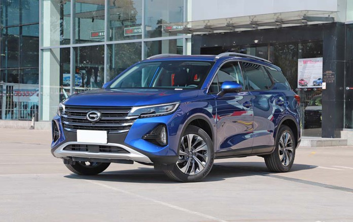 All-New GAC Trumpchi GS4 is Ready In Chinese Market