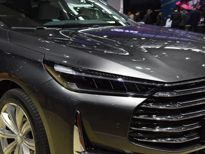 2020 GAC Trumpchi GA8 Debuted on 2019 Guangzhou Auto Show