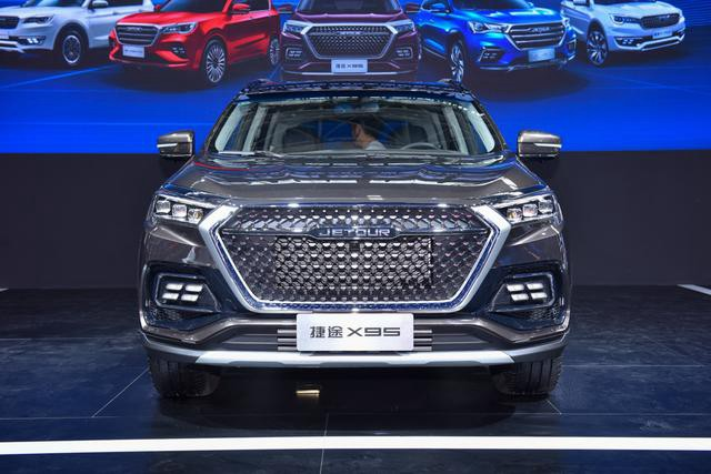 Chery's New Flagship SUV Jetour X95 Is Ready in Chinese Market