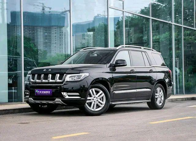 BAIC Beijing BJ90 Is Ready in Chinese Market with Whopping Price