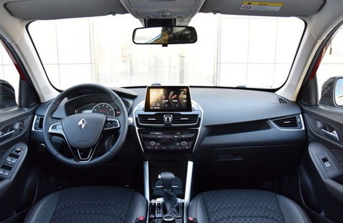 Borgward BX3 Is Ready in Chinese Market