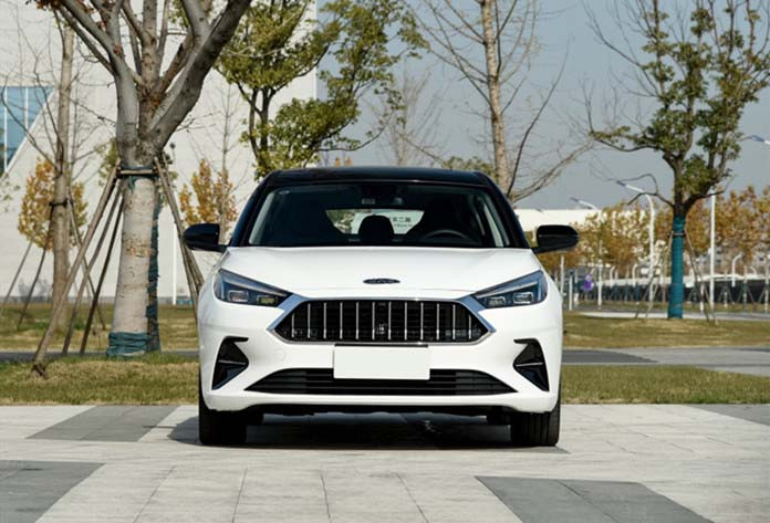 JAC's New Sedan Jiayue A5 (A432) Debut on 2019 Chengdu Auto Show