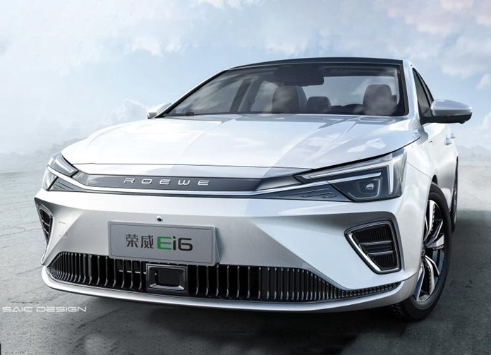 All New Roewe Ei6 Pure EV Will Be Debuted At Beijing Auto Show, Range Or be up to 600km (372miles)