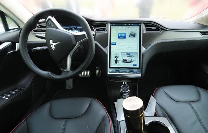 Changed from Tencent to Baidu, Tesla China Changes Map Data Service Provider