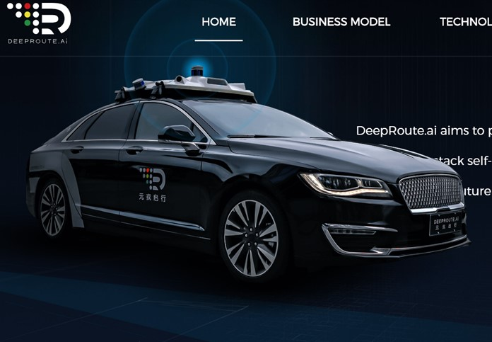DEEPROUTE.Ai - Chinese Self-driving Startup Launches L4 level Self-driving Platform