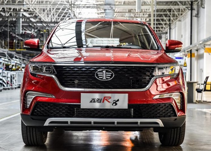 FAW Senia R8 Is Ready in China Market, A facelift of Senia R7