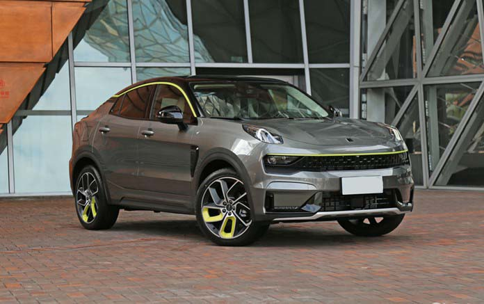 Lynk&Co's Coupe SUV 05 To Luanch in March - Positioned Higher than Geely Xingyue