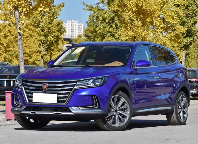 SAIC Roewe Marvel X Review - Appearance
