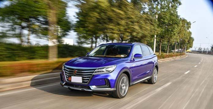 SAIC Roewe Marvel X Review - Test Drive