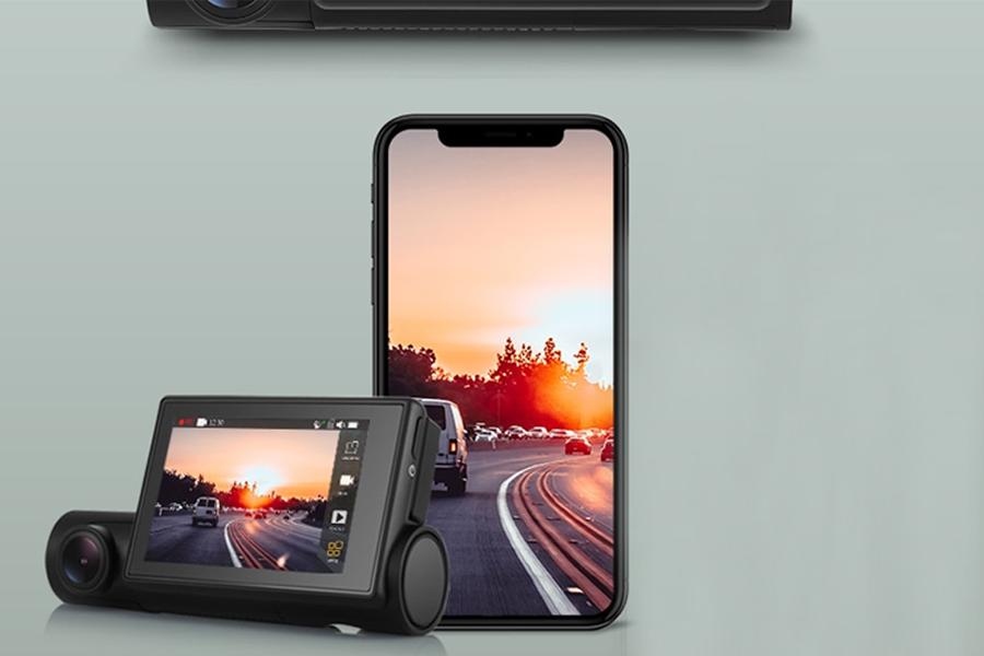 Alfawise LS02 1080P FHD Dash Cam