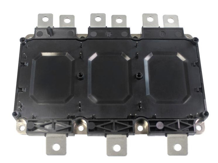 BYD reveals more details on Han EV with silicon carbide control module
