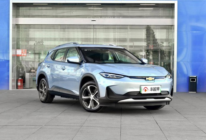Chevrolet Menlo Launched in China, The First Electric Sedan Exclusive for Chinese Market