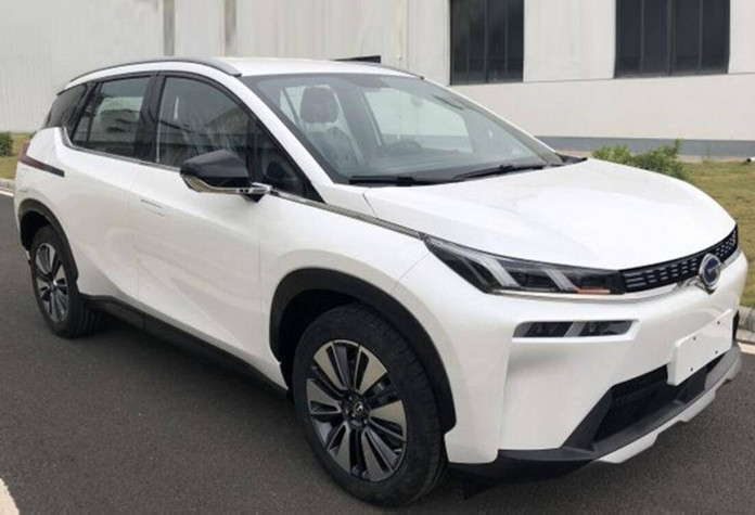 GAC's New EV Exposed: The AION V is Another mid-size Pure Electric SUV