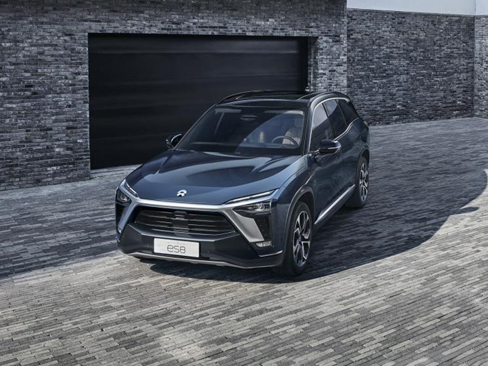 NIO Automobile hikes delivery by 116.8% in March to 1533 units
