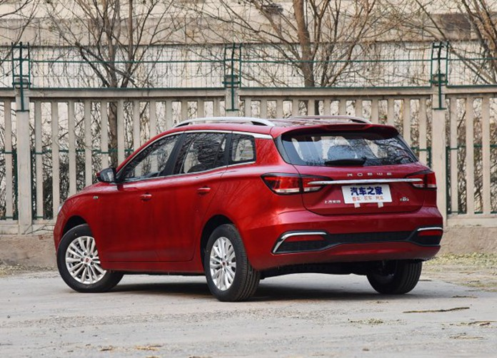 2020 Roewe Ei5 goes on sale in China with 420 km range