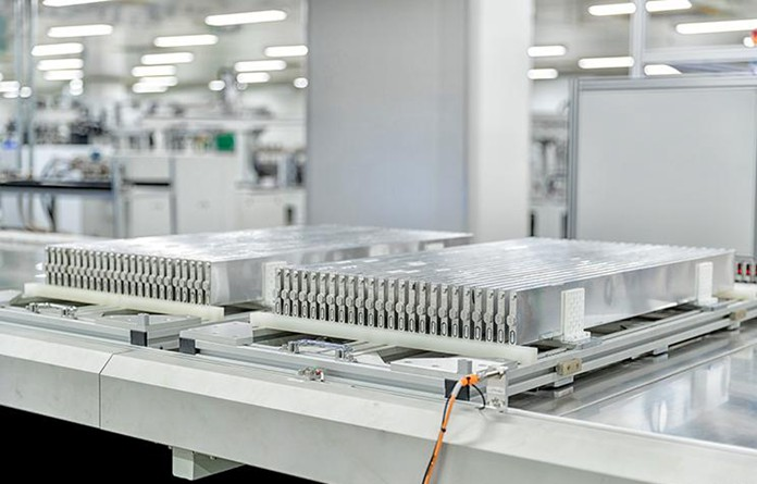 BYD's new battery plant in Brazil starts production, with an annual output of 18,000 pieces