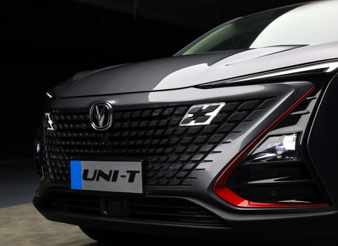Changan UNI-T Debuted with all new design, Price or Start at 120,000yuan
