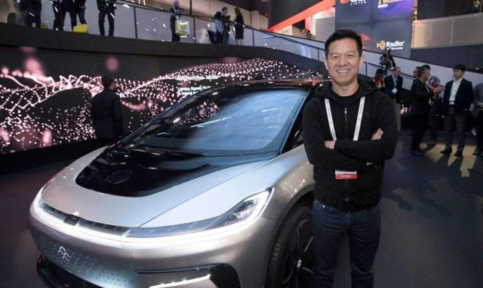 Faraday Future will provide power assembly for an American car company